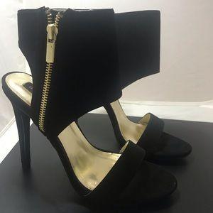 Dollhouse cut out heels